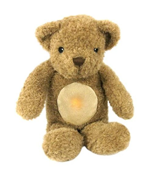 Cloud B Glow Cuddles Bear Toffee
