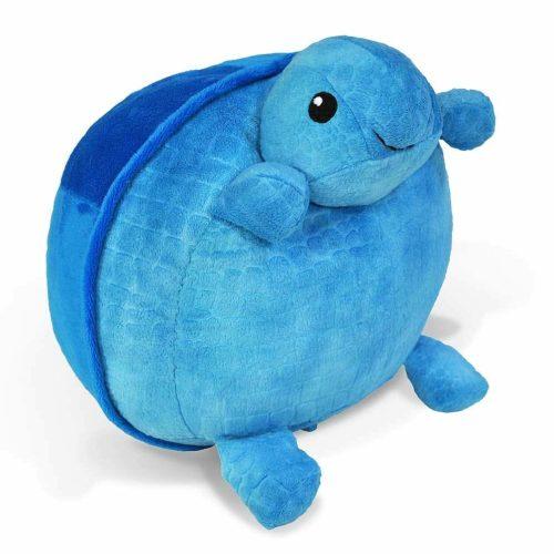 Cloud B Pouf Turtle Blue