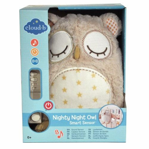 Cloud B Smart Sensor Nighty Night Owl Packaging