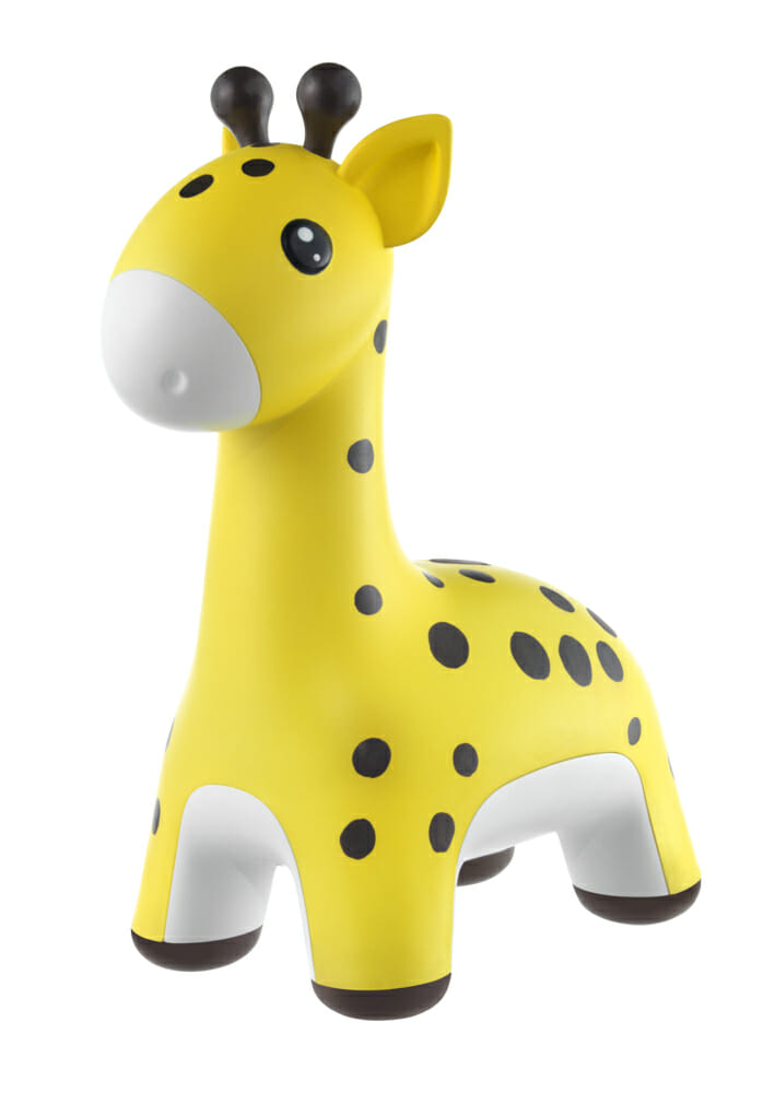 My Baby Comfort Creatures Nightlight Giraffe Angle