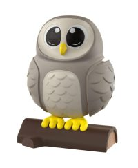 My Baby Comfort Creatures Nightlight Owl Angle