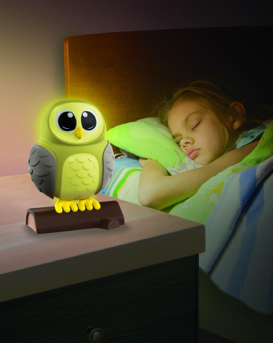 My Baby Comfort Creatures Nightlight Owl Lifestle