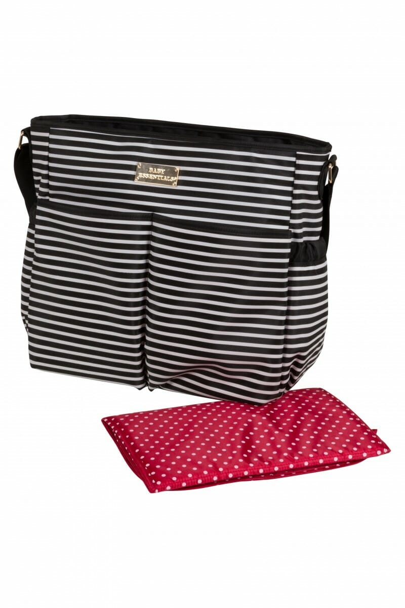 Childcare Striped Nappy Bag Details