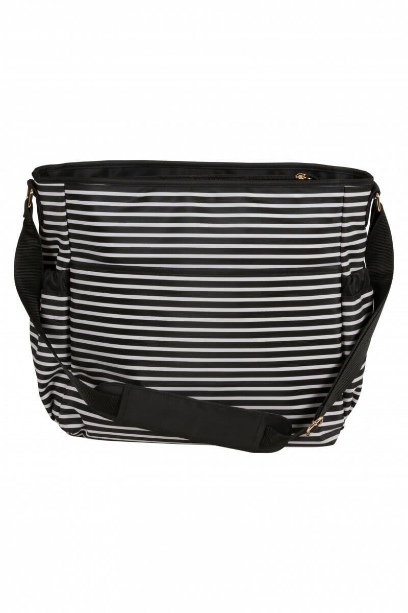 Childcare Striped Nappy Bag Rear
