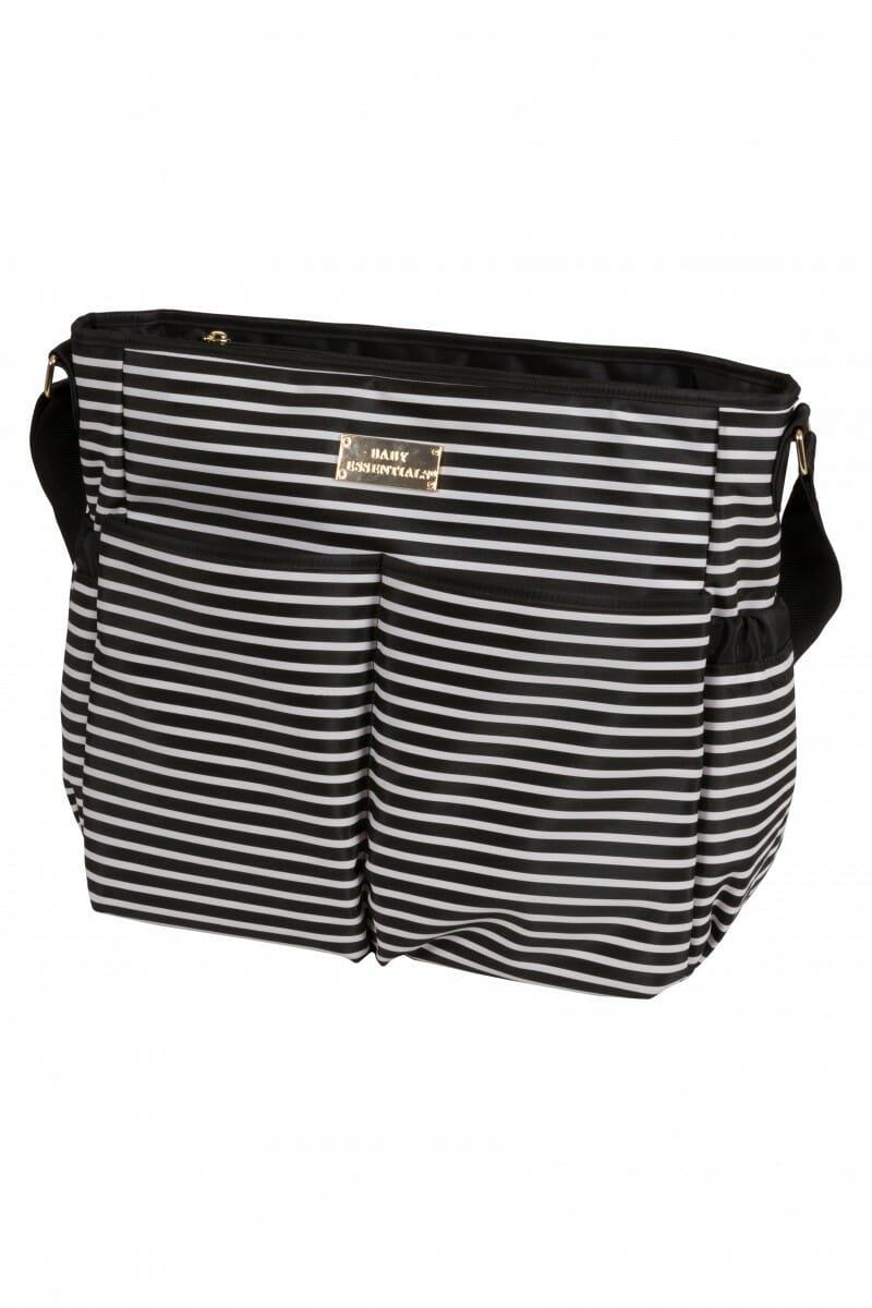 Childcare Striped Nappy Bag
