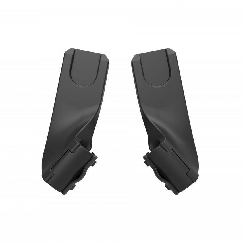 Cybex Eezy S Adaptors Black