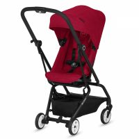 Cybex Eezy S Twist Stroller Rebel Red Rotation