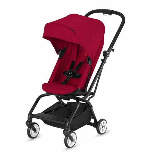 Cybex Eezy S Twist Stroller Rebel Red Sun Visor