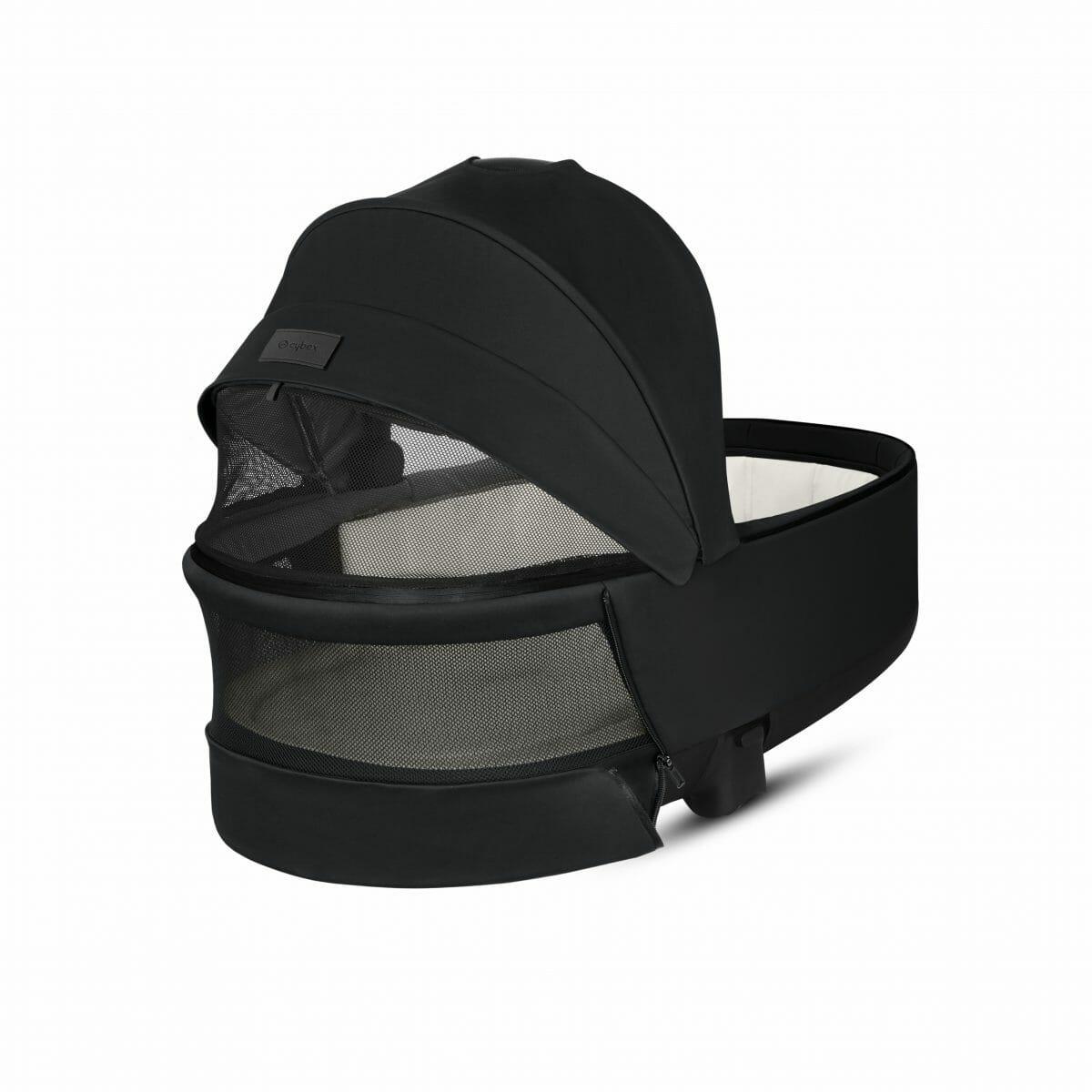 Carry Cot Black Air Flow