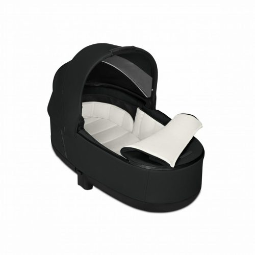 Carry Cot Black Inside View