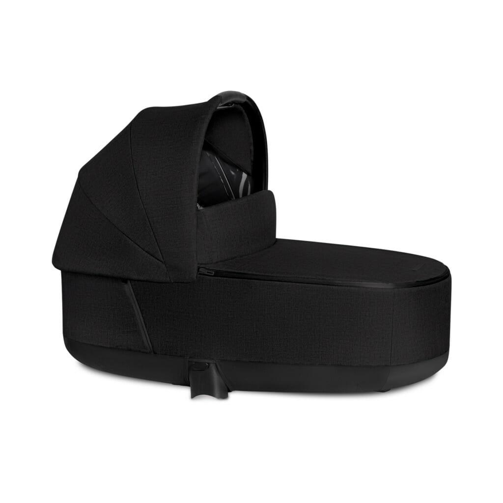 Cybex Priam Lux Carry Cot Design Stardust Black