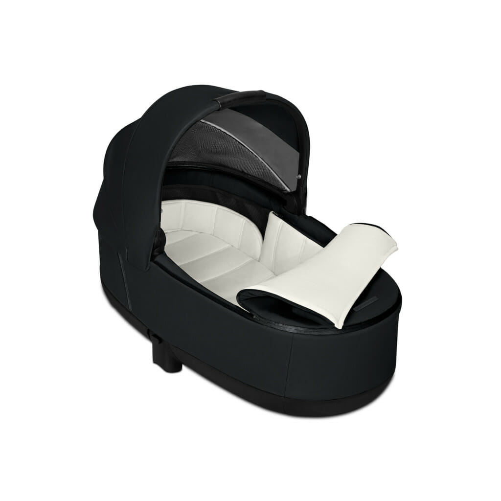 Cybex Priam Lux Carry Cot Inside