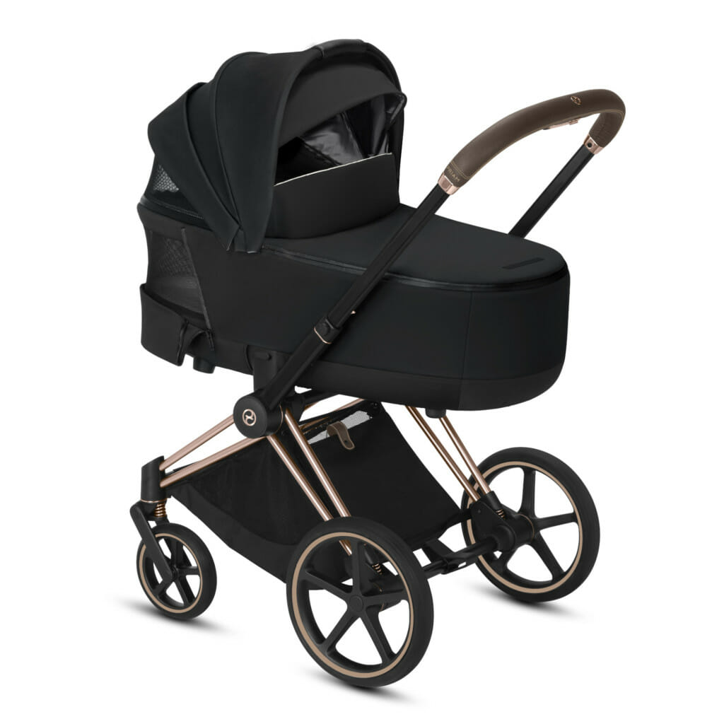 Cybex Priam Lux Carry Cot On Frame