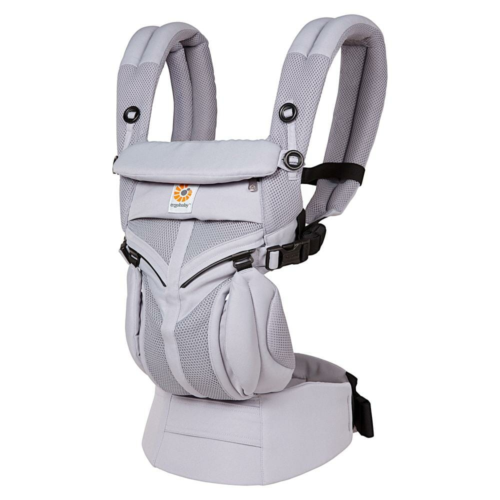 Ergobaby Omni 360 Baby Carrier Cool Air Mesh Lilac Grey