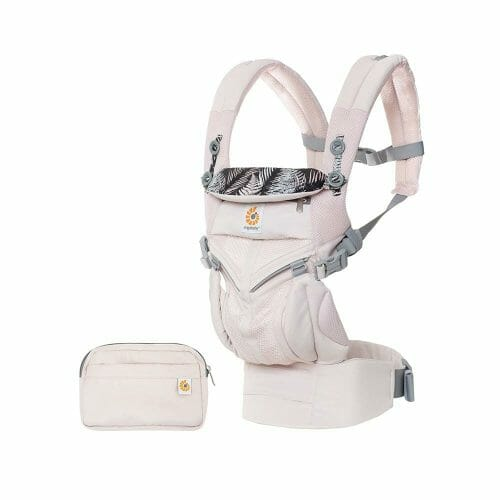 Ergobaby Omni 360 Baby Carrier Cool Air Mesh Maui