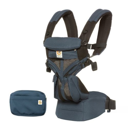 Ergobaby 360 Baby Carrier Cool Air Mesh Raven