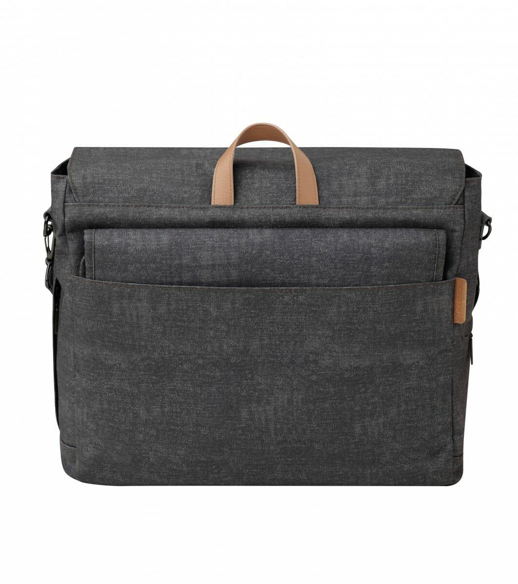 Maxi Cosi Modern Nappy Bag Nomad Black 02