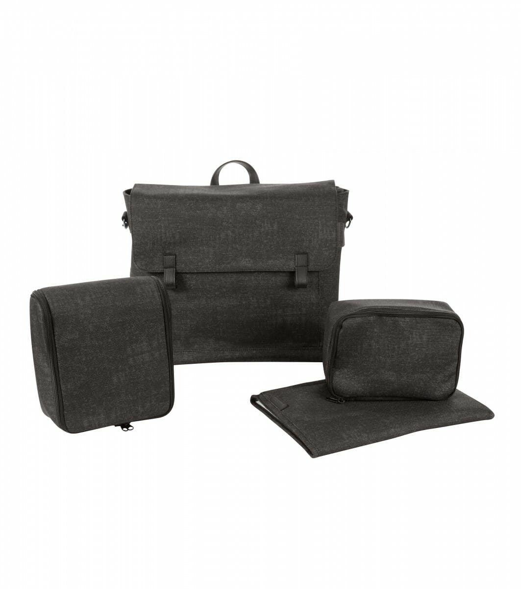 Maxi Cosi Modern Nappy Bag Nomad Black 03