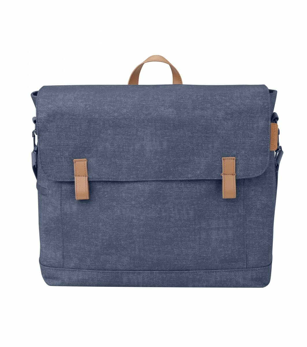 Maxi Cosi Modern Nappy Bag Nomad Blue 01