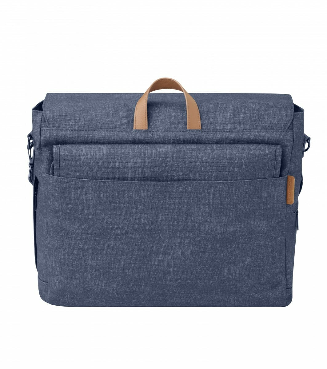Maxi Cosi Modern Nappy Bag Nomad Blue 02