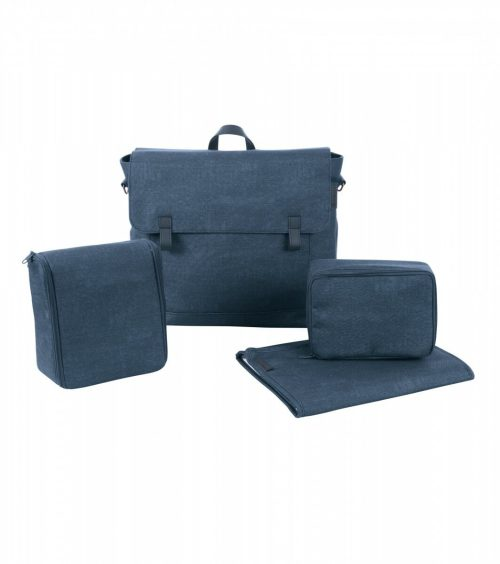 Maxi Cosi Modern Nappy Bag Nomad Blue 03
