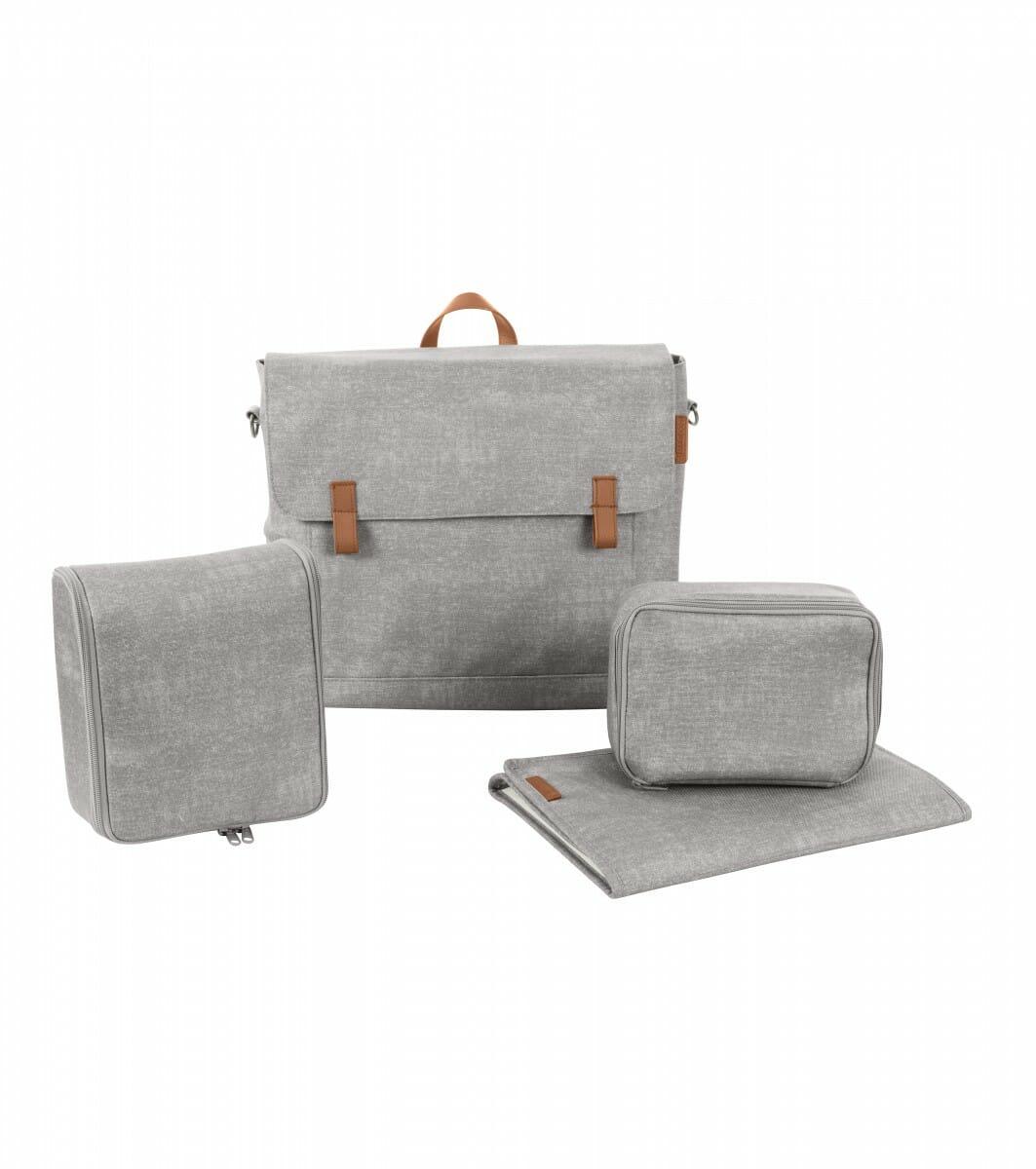 Maxi Cosi Modern Nappy Bag Nomad Grey 03