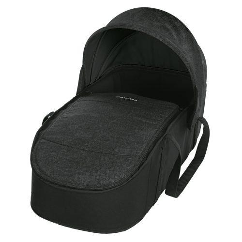 Maxicosi Stroller Carrycot Laikasoftcarrycot Laika Black Nomad