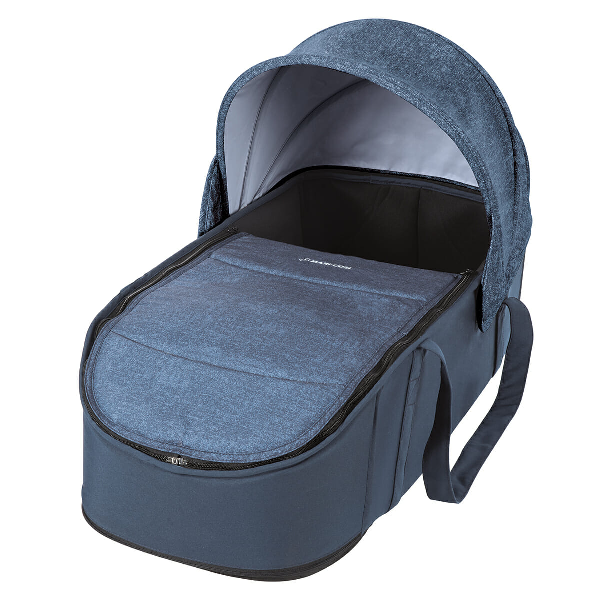 Maxicosi Stroller Carrycot Laikasoftcarrycot Laika Blue Nomadb