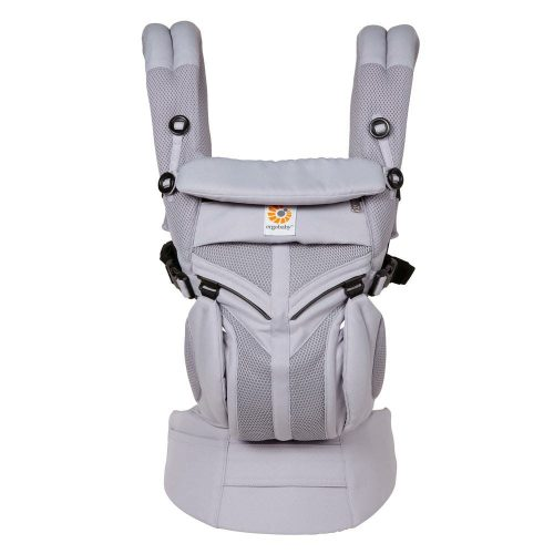 Omni 360 Baby Carrier Cool Air Mesh Lilac Grey