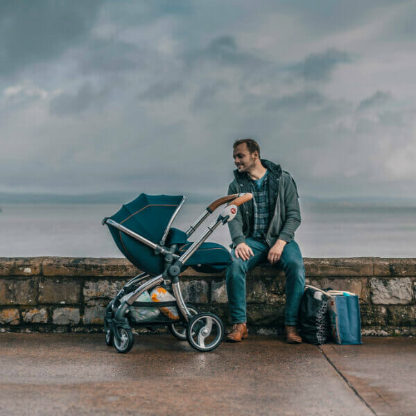 Rockit Portable Baby Rocker By The Sea