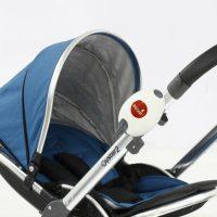 Rockit Portable Baby Rocker On Stroller