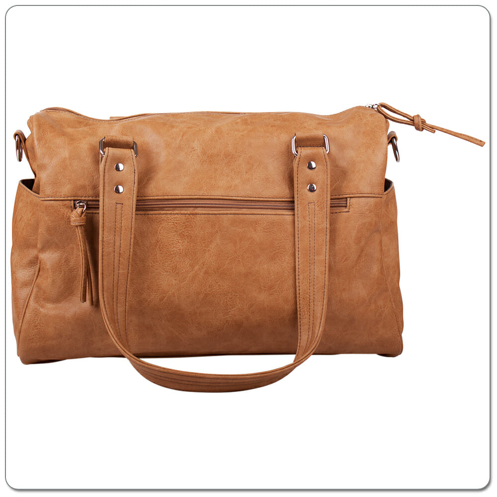 Vanchi Indie Holdall Back