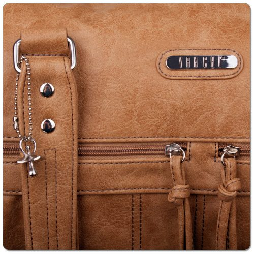 Vanchi Indie Holdall Close