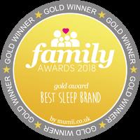 Small Gold Sleep Brand 2018 Copy