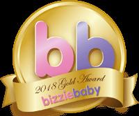 Small Bb Awards Logo Gold
