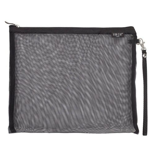 Vanchi Accessories Kit Mesh Bag