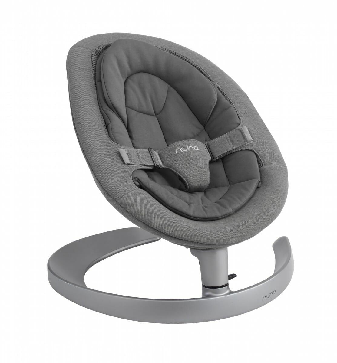 Nuna Leaf Grow Granite Angle Infant seat