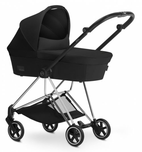 Cybex Mios Carry Cot Stardust Black 2