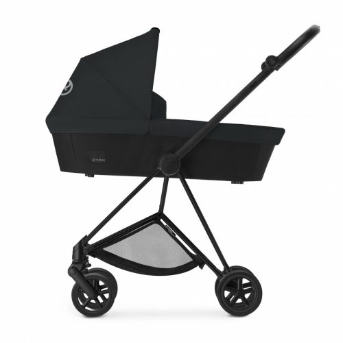 Cybex Mios Carry Cot Stardust Black (black Frame) Side