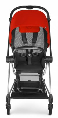 Cybex Mios Stroller (colour Pack Front1) Autumn Gold