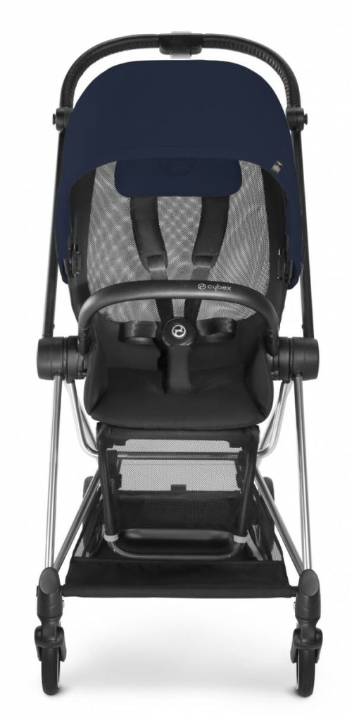 Cybex Mios Stroller (colour Pack Front1) Midnight Blue