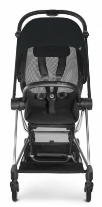 Cybex Mios Stroller (colour Pack Front1) Stardust Black