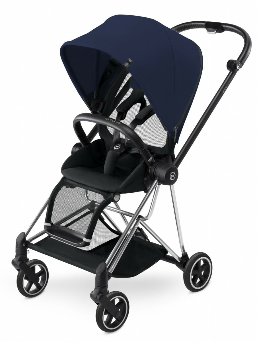 Cybex Mios Stroller (colour Pack) Midnight Blue