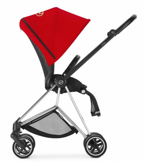 Cybex Mios Stroller (colour Pack Reverse Seat) Autumn Gold