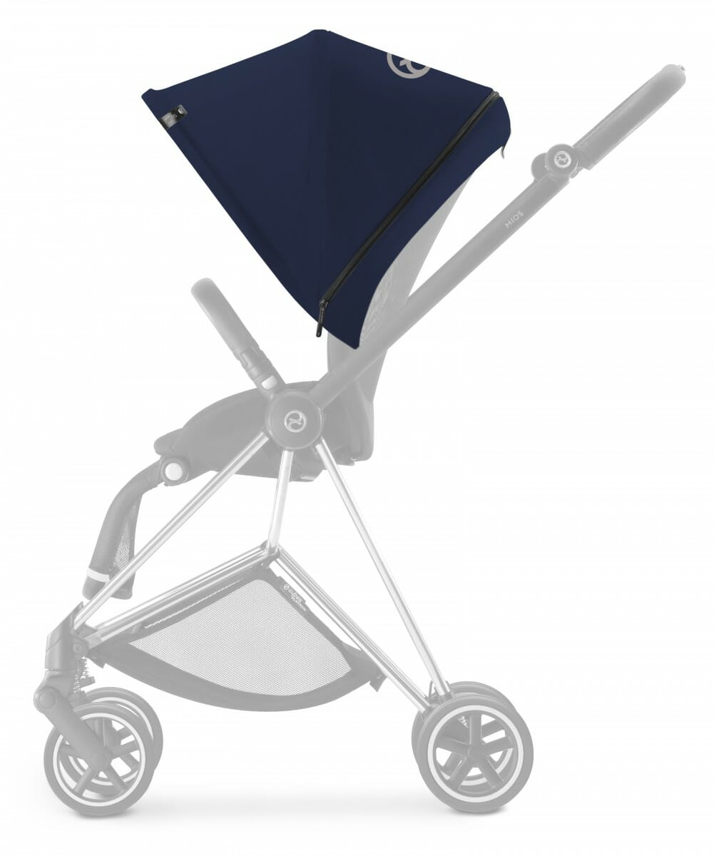 Cybex Mios Stroller (colour Pack Side) Midnight Blue