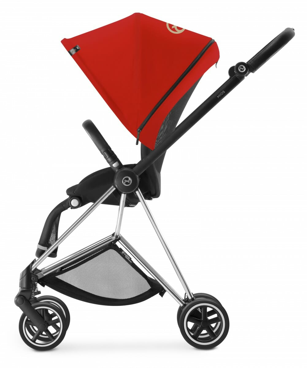 Cybex Mios Stroller (colour Pack Side1) Autumn Gold