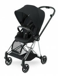 Cybex Mios Stroller (comfort Inlay) Stardust Black