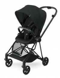 Cybex Mios Stroller (comfort Inlay) Stardust Black (black Frame)