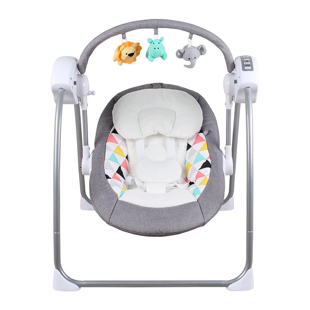 Childcare Nesso Mini Swing Trios Front