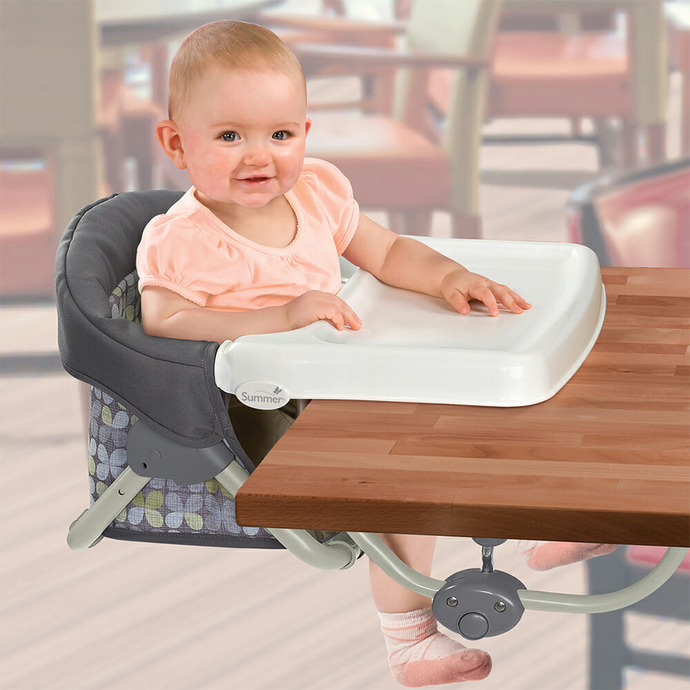 Summer Infant Secure Seat On Table